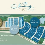 If you can't sell a house, sell the lot! – Normandy Estates