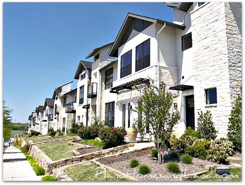 New Urbanism: Austin Waters Homes - Plano Homes & Land