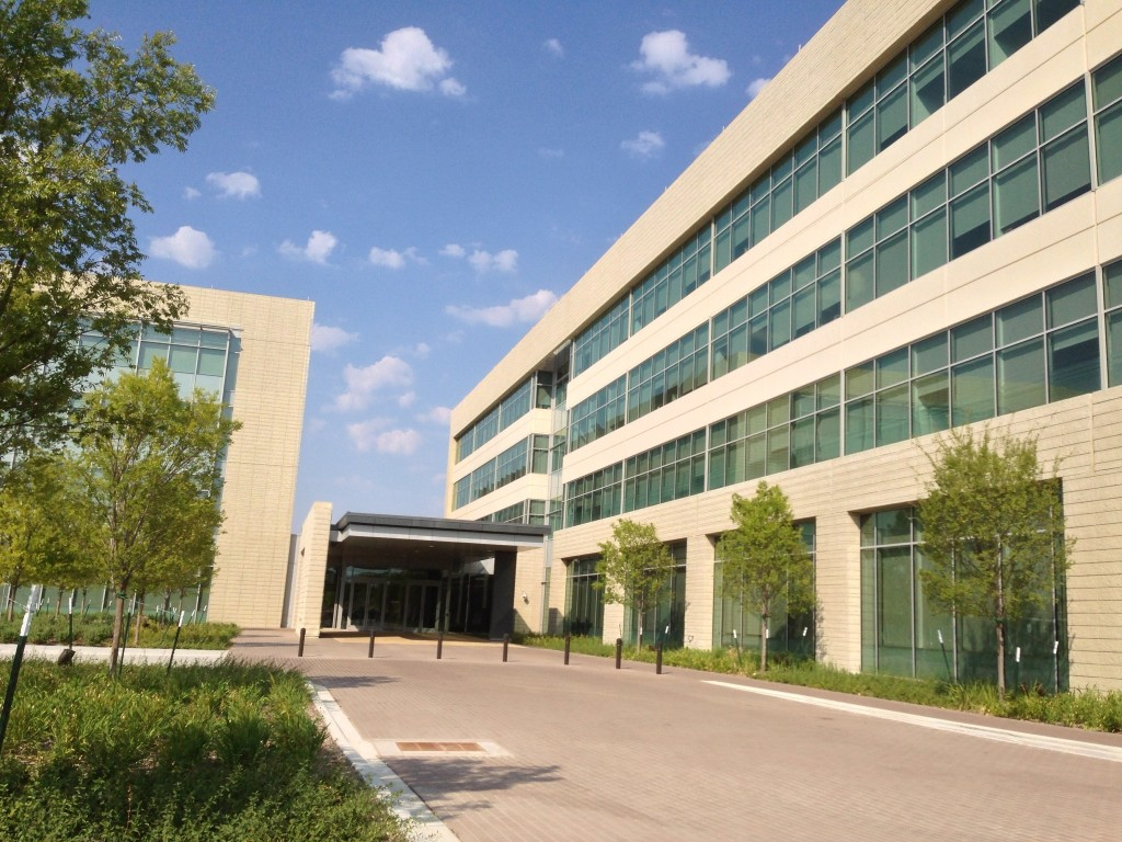 Plano's Ericsson North American HQ adds 272,360 sf to its campus