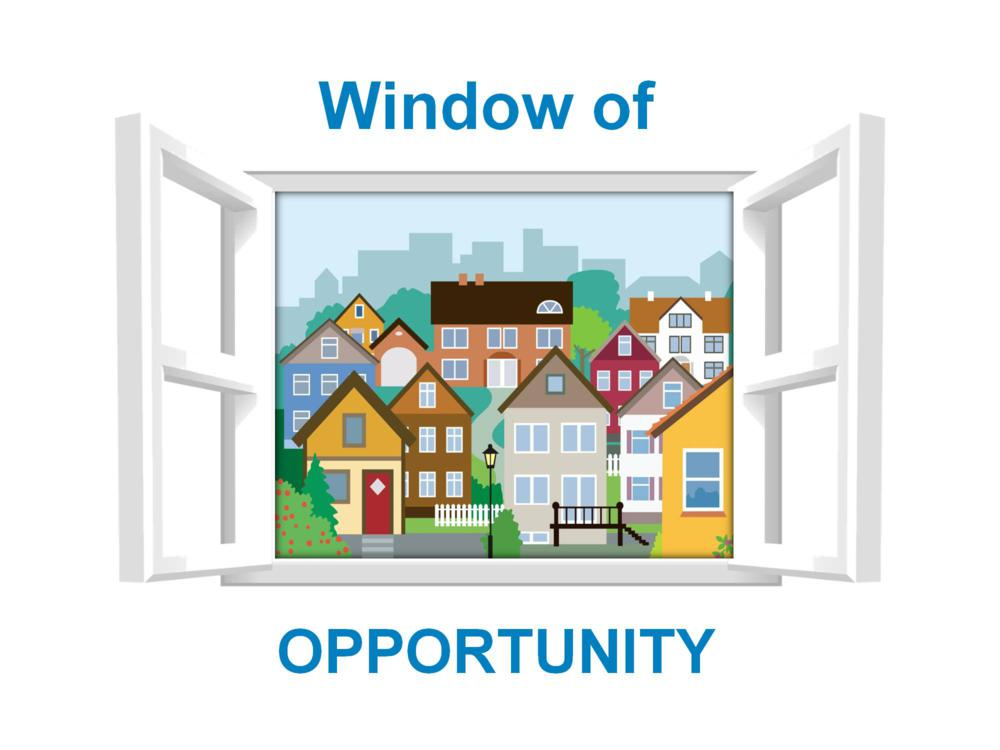 window of opportunity for recent rate movement plano