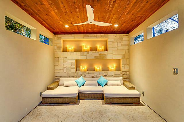 How To Design An Outdoor Serenity Room Plano Homes Amp Land