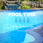 Pool Homes in Plano