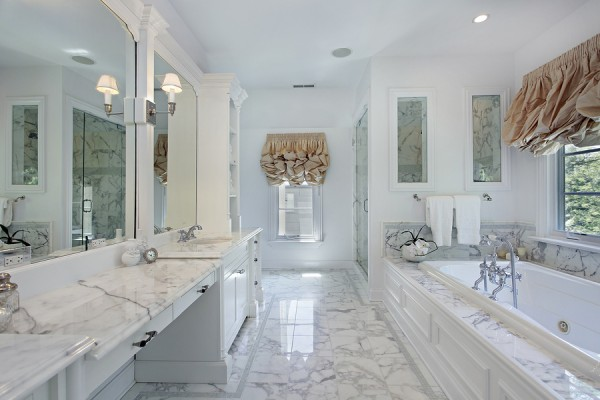 6 Awesome Master Bathrooms Plano Homes Land