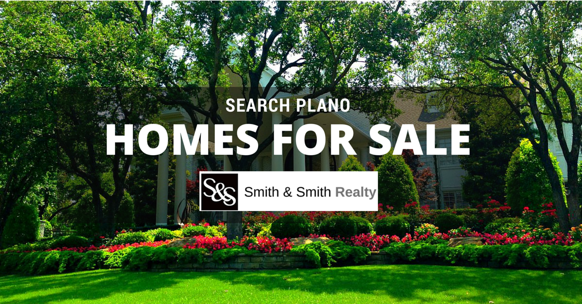 Search Plano Homes for Sale