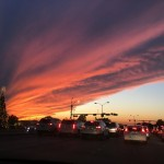 Awesome West Plano Sunset