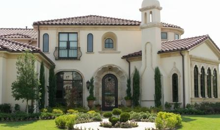 what do homes in west plano look like?