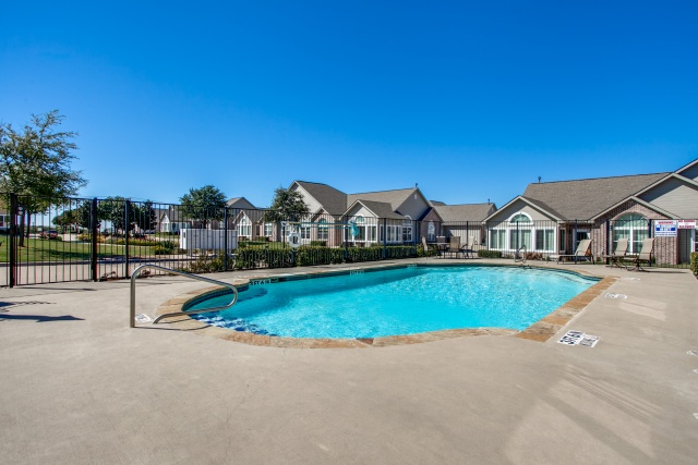 Village at Prestonwwood Plano TX - Community Pool