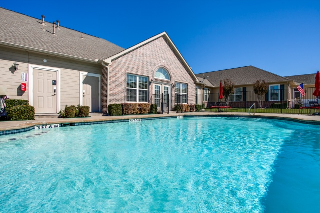 Village at Prestonwwood Plano TX - Pool